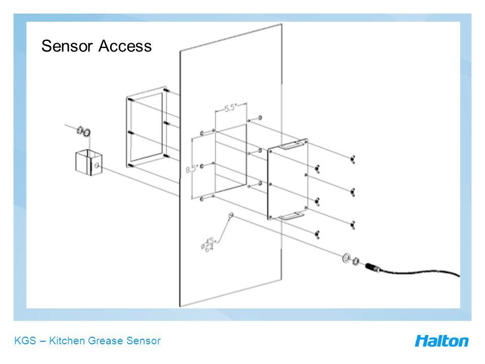 Sensor Access 13 KGS – Kitchen Grease Sensor