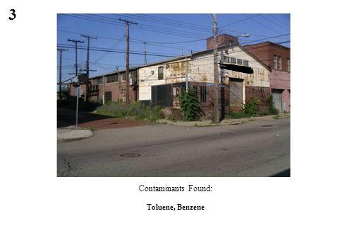 3 Toluene, Benzene Contaminants Found: