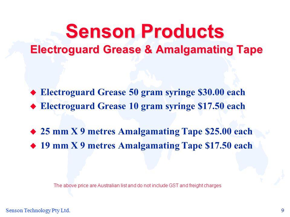 Senson Technology Pty Ltd.