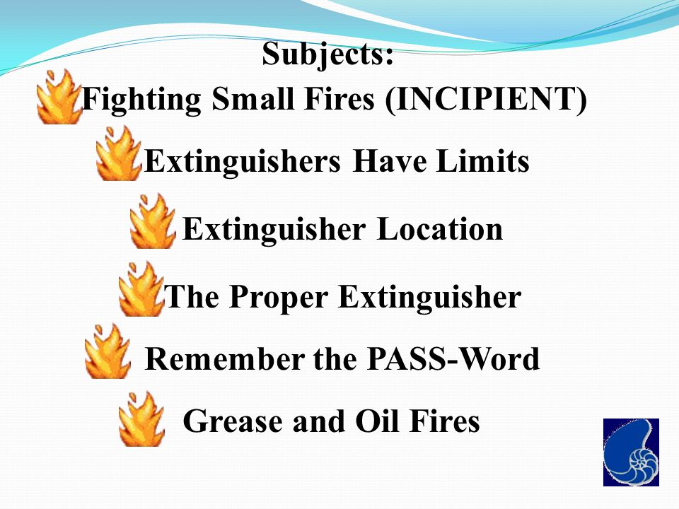 Class B: Flammable liquids such as gasoline, oil, and oil-based paint