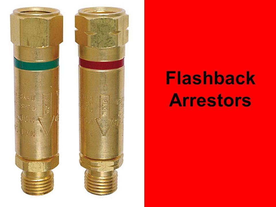 Flashback Arrestors