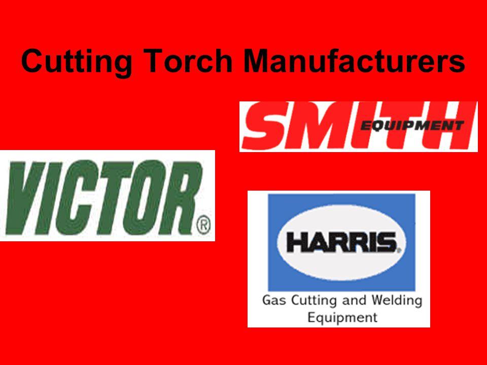 Cutting Torch Manufacturers