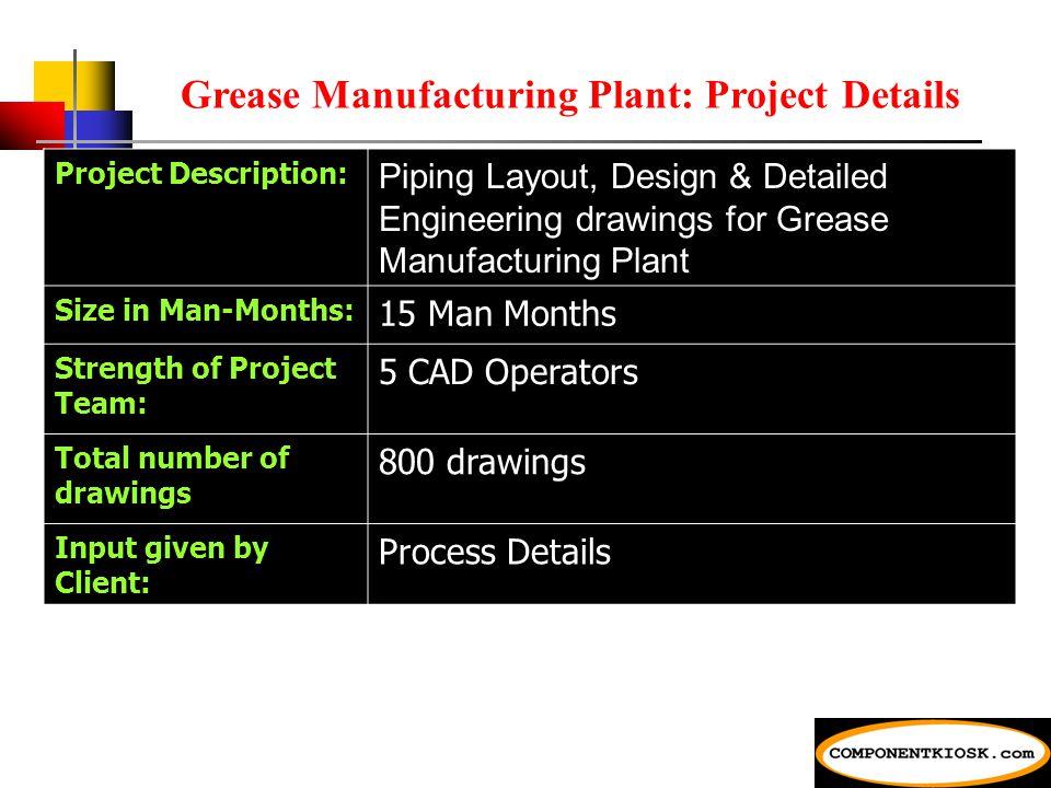Lube Oil Blending Plant: Filter Stack Arrangement Details
