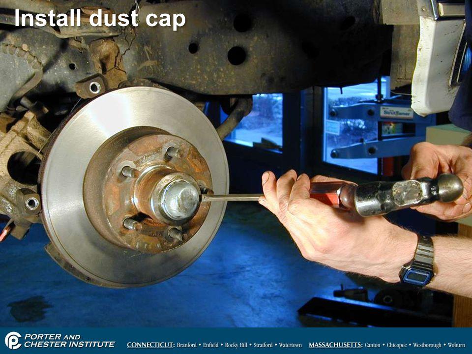 48 Install dust cap