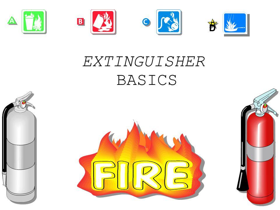 EXTINGUISHER BASICS D D