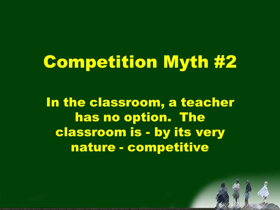 Individualized Cooperative Competitive