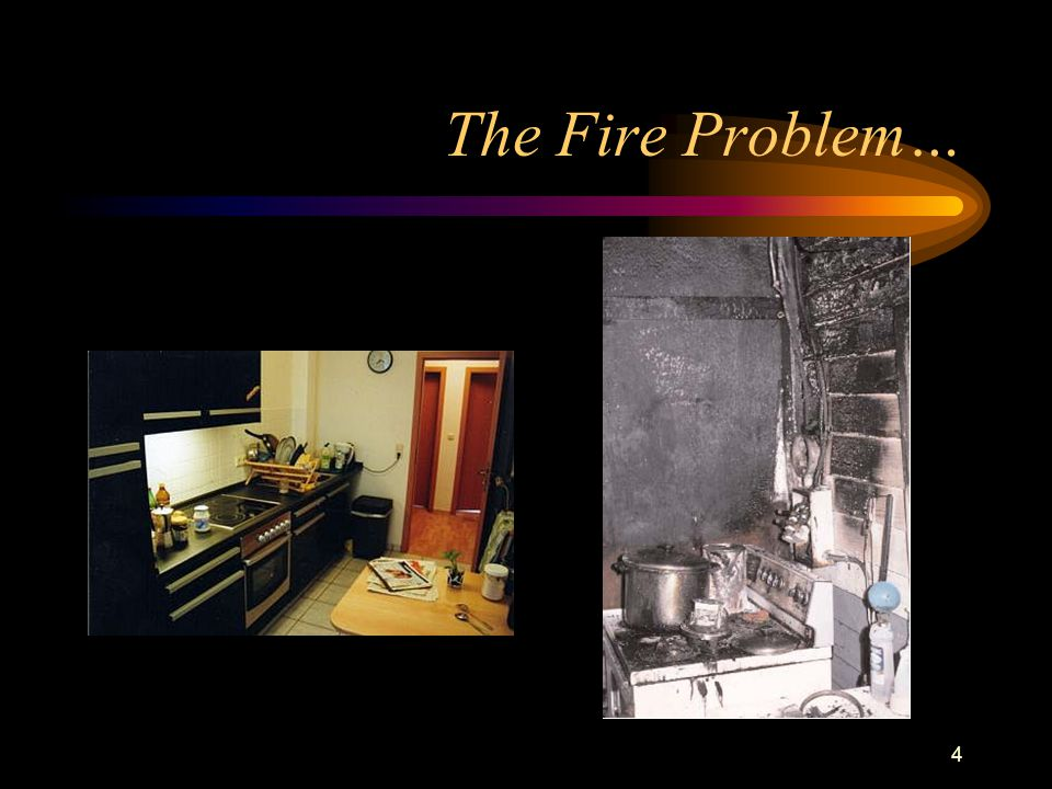 4 The Fire Problem…