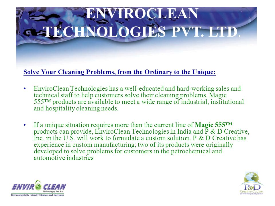 Industrial Degreaser and Cleaner Finally a Cleaner that removes cured grease without abrasives.