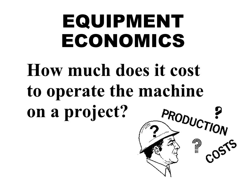 Ownership Cost Time Value Method Estimated salvage value $60,000 Need to calculate the uniform series required to replace a end of period amount of $60,000 Uniform series sinking fund factor [Eq.