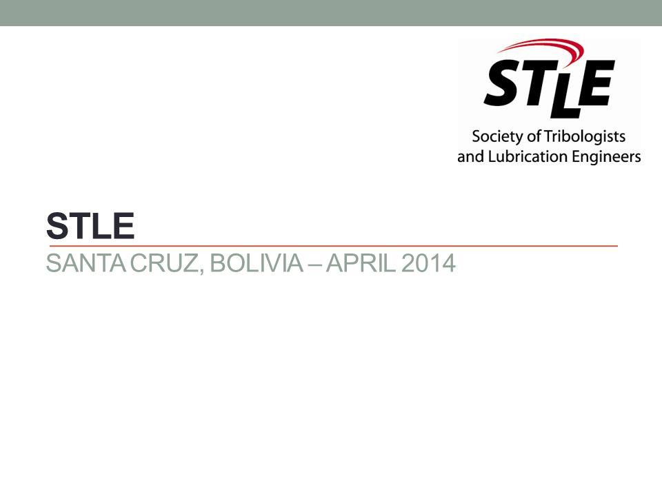 STLE SANTA CRUZ, BOLIVIA – APRIL 2014