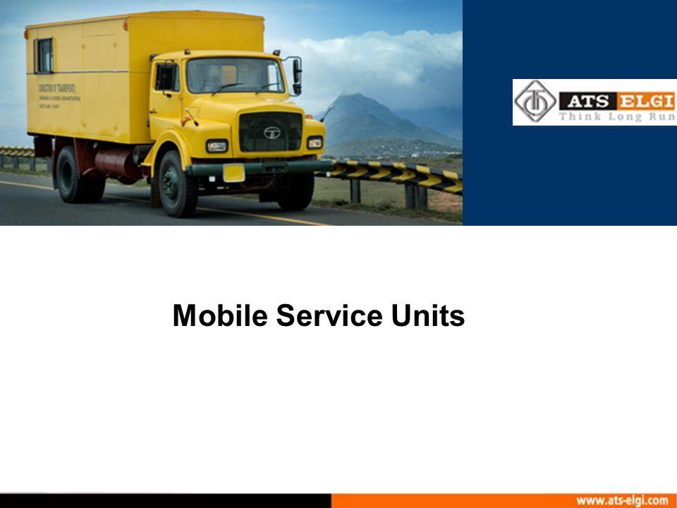 Mobile Service Units
