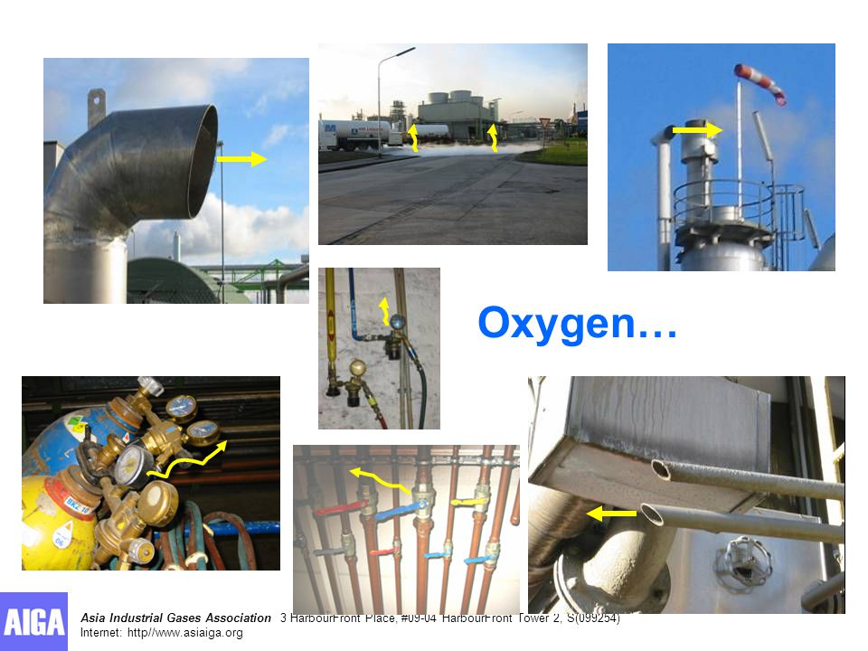 Asia Industrial Gases Association 3 HarbourFront Place, #09-04 HarbourFront Tower 2, S(099254) Internet: http//www.asiaiga.org 9 Oxygen…