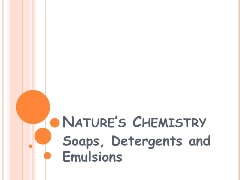 M AKING S OAPS Soaps are formed by the alkaline hydrolysis (breaking up) of fats and oils by sodium or potassium hydroxide by boiling under reflux conditions: