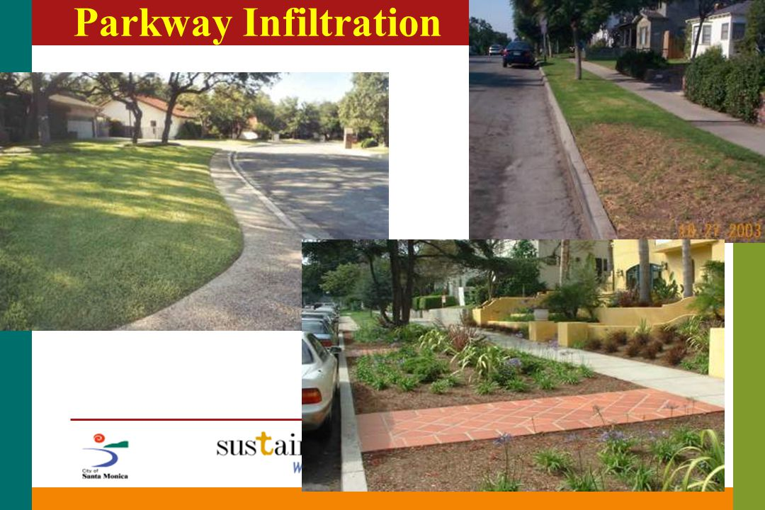 Parkway Infiltration