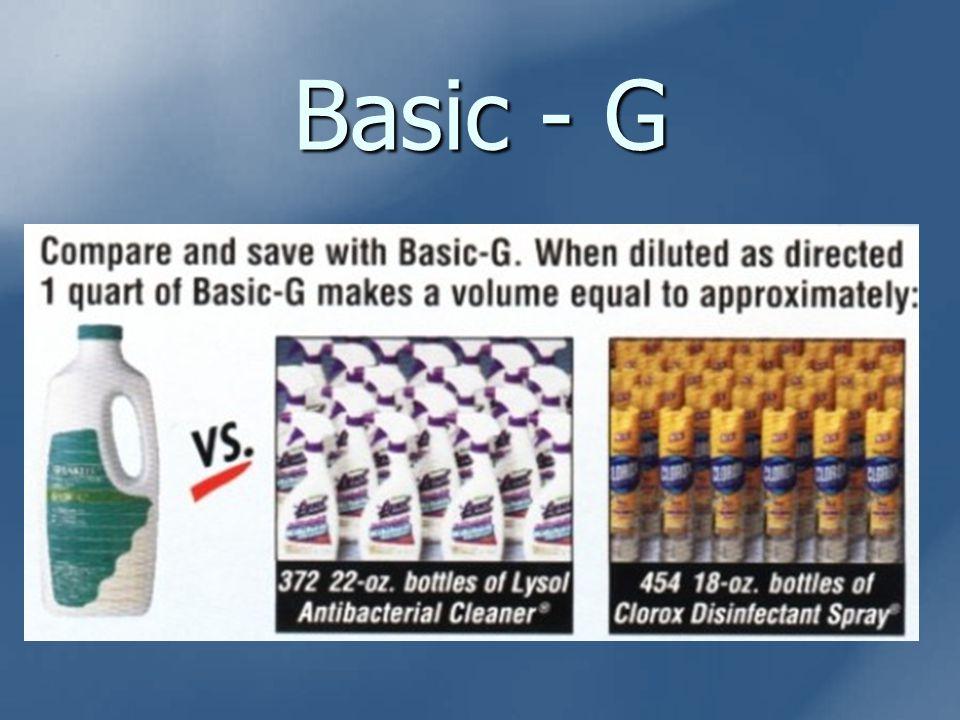 Basic - G