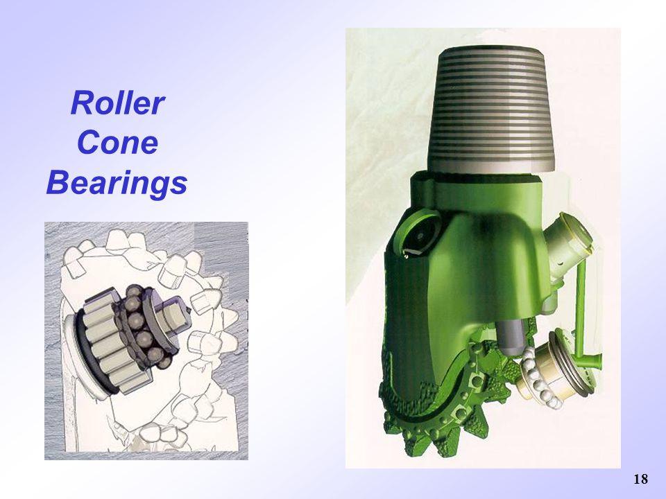 18 Roller Cone Bearings