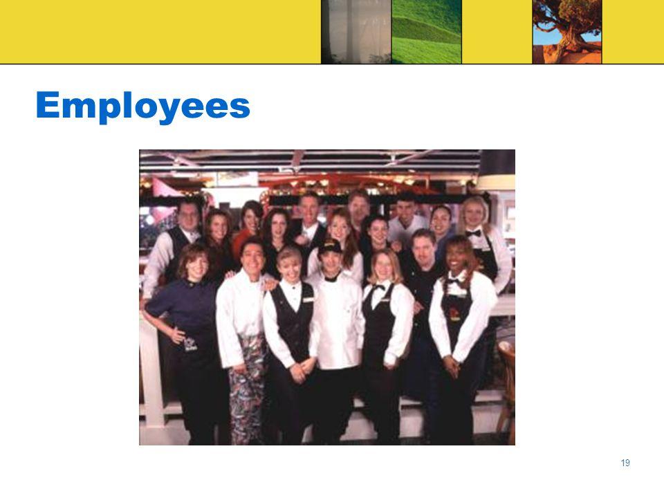 19 Employees