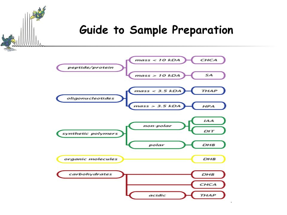Guide to Sample Preparation