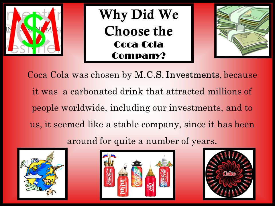Interesting Facts about Coca Cola.Coca Cola is enjoyed ice cold all around the world.