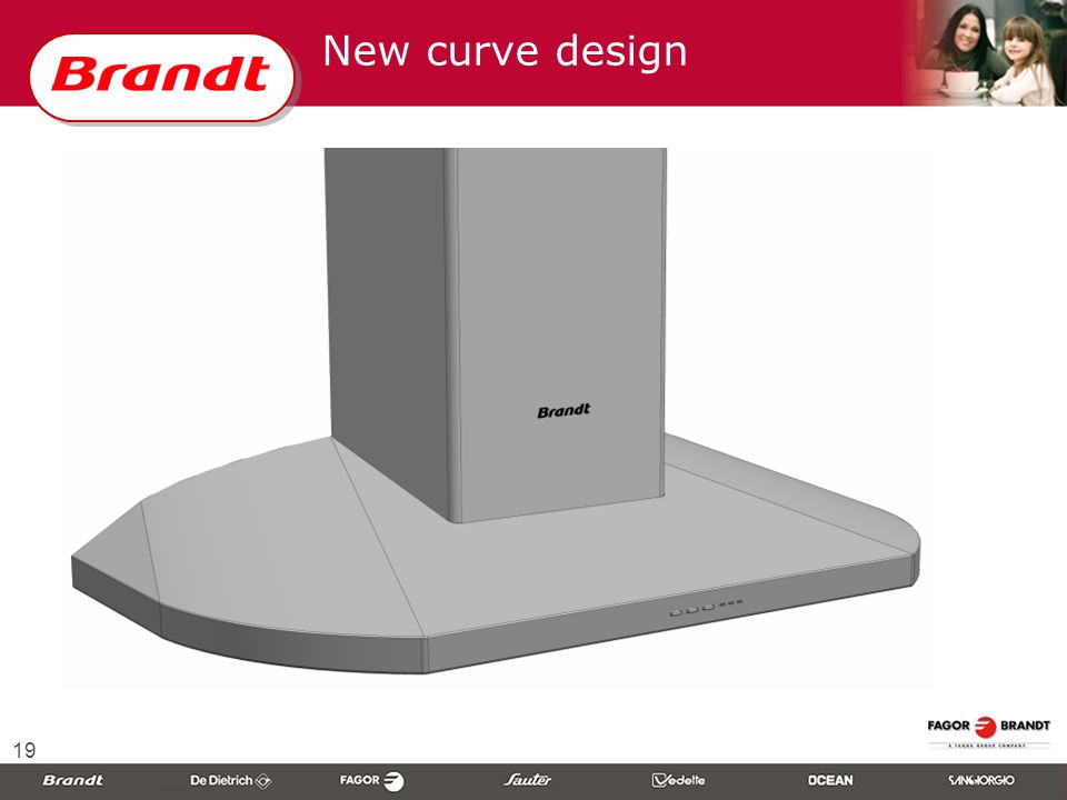 19 New curve design