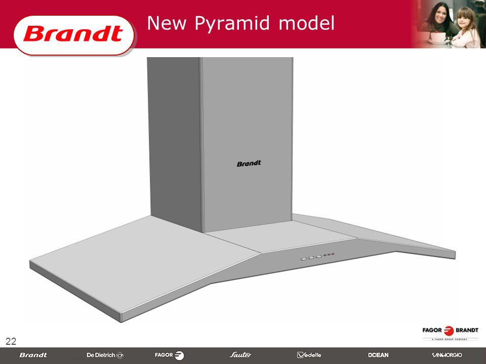 22 New Pyramid model