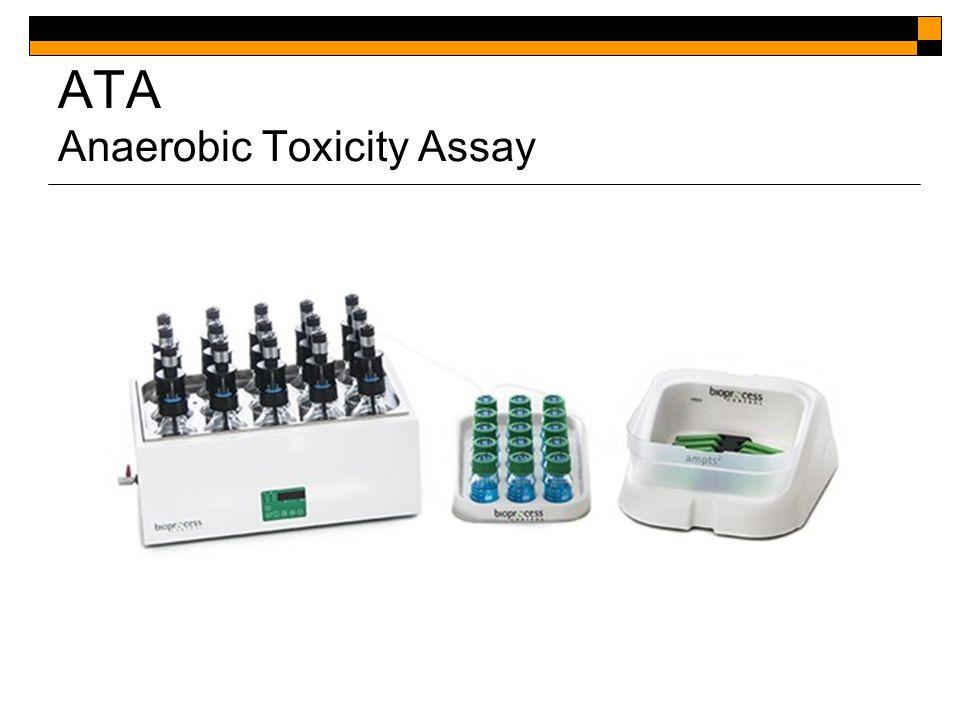 ATA Anaerobic Toxicity Assay
