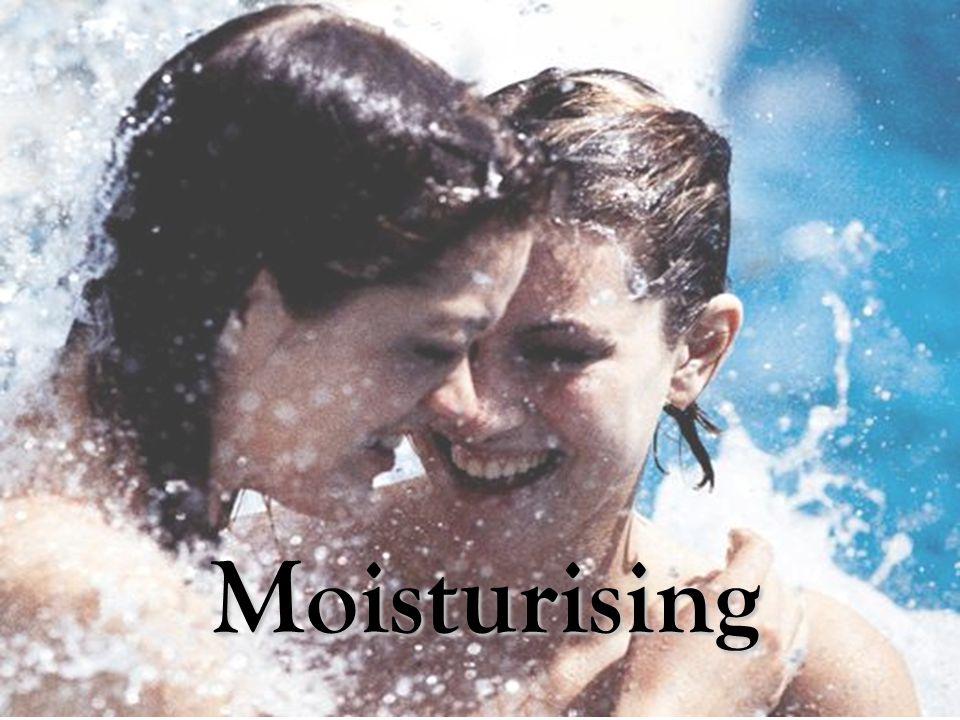 Moisturising