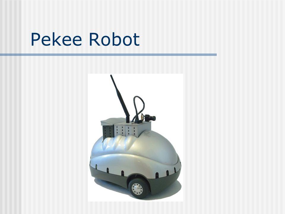 Pekee Robot