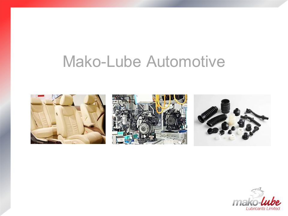 Mako-Lube Automotive