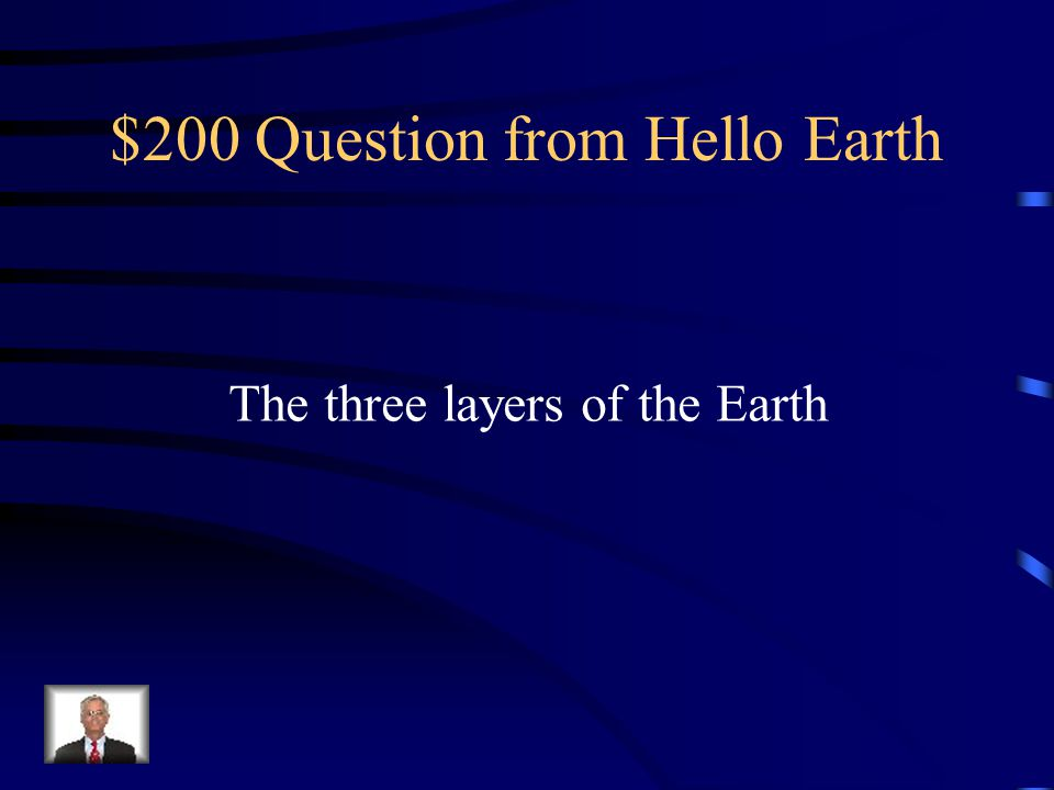 $100 Answer from Hello Earth What is the percentage of nitrogen in the atmosphere?