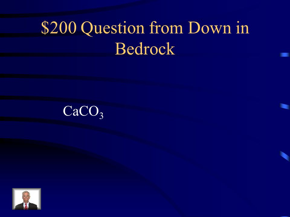 $100 Answer from Down in Bedrock What is thermal decomposition?