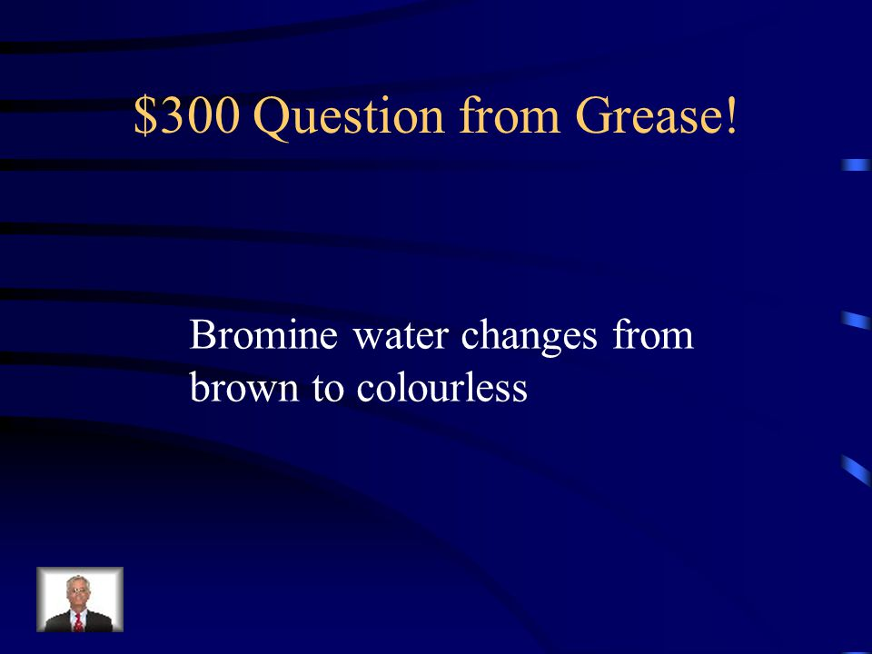 $200 Answer from Grease! What properties change as the chain length decreases?