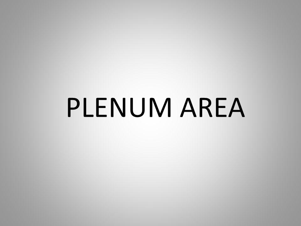PLENUM AREA