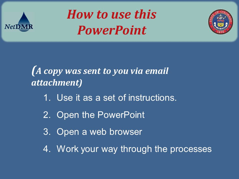 Click hyperlink Permittee User Account (part 2)