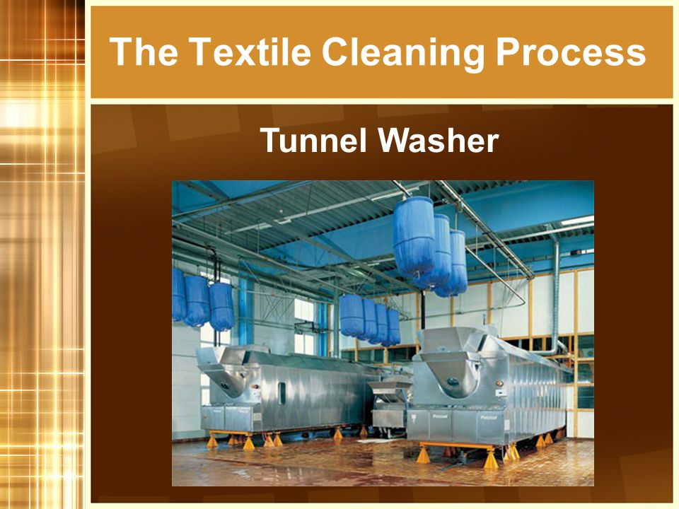 Tunnel Washer