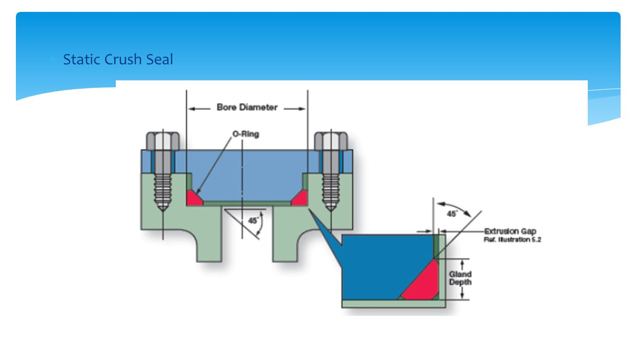  Static Crush Seal