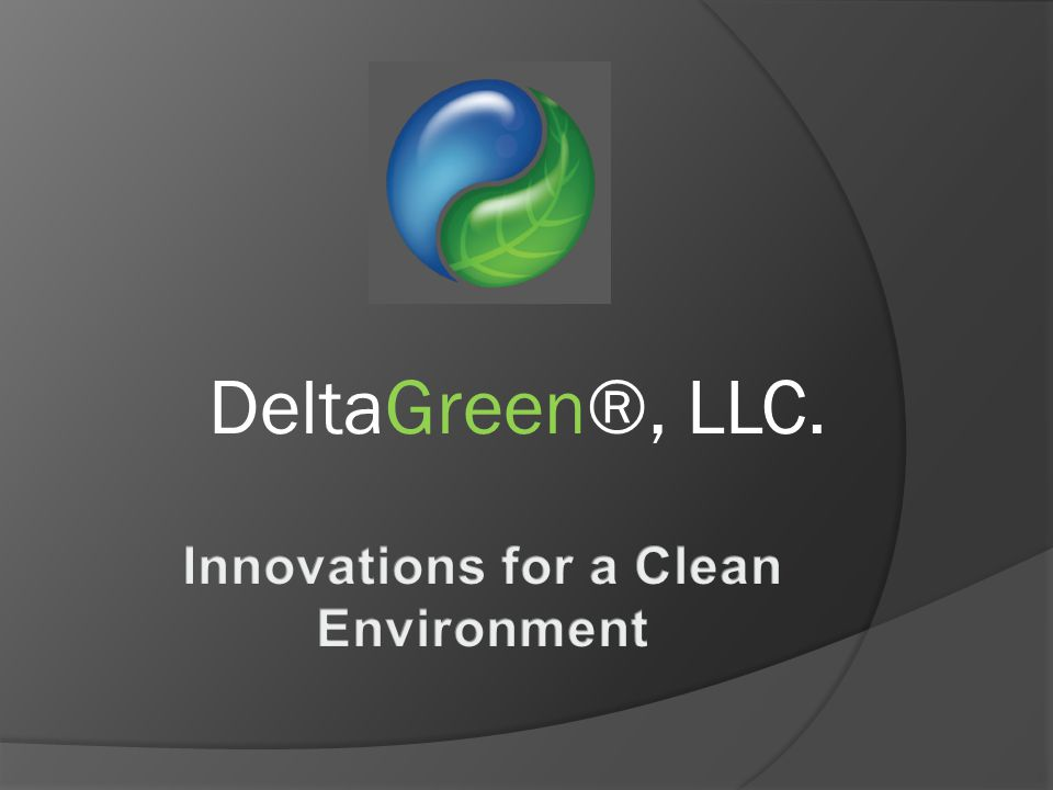 Final result after DELTA GREEN CONCENTRATE cleaning process