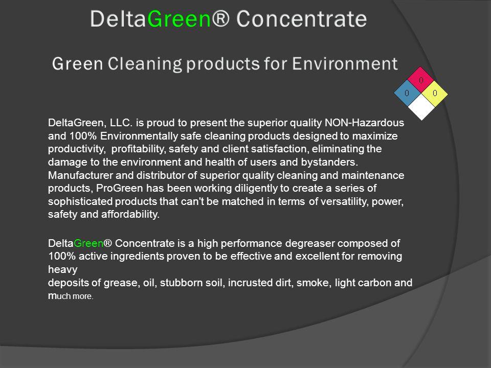 DeltaGreen, LLC.