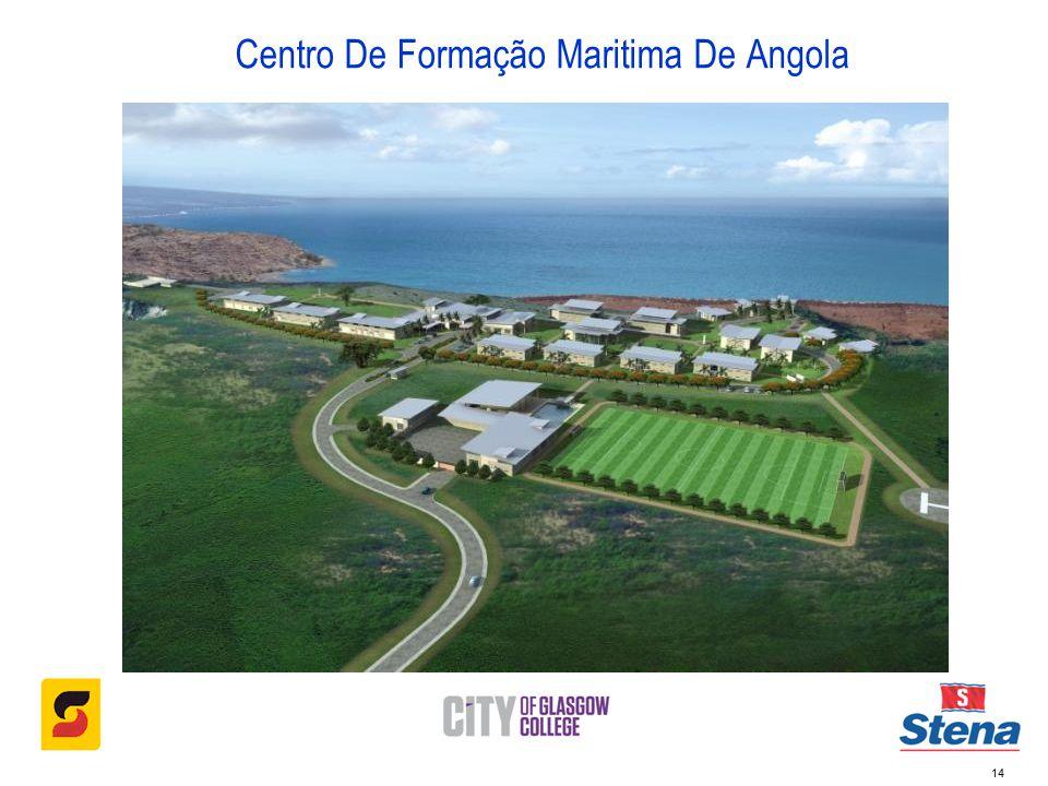 Centro De Formação Maritima De Angola 14