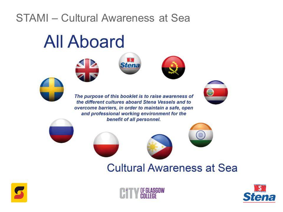 STAMI – Cultural Awareness at Sea