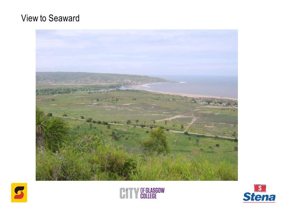 View to Seaward