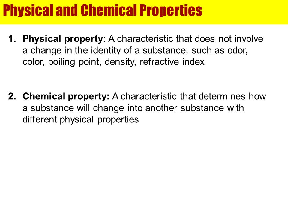 Metal Analysis Bits of metal can be identified from their physical and chemical properties.