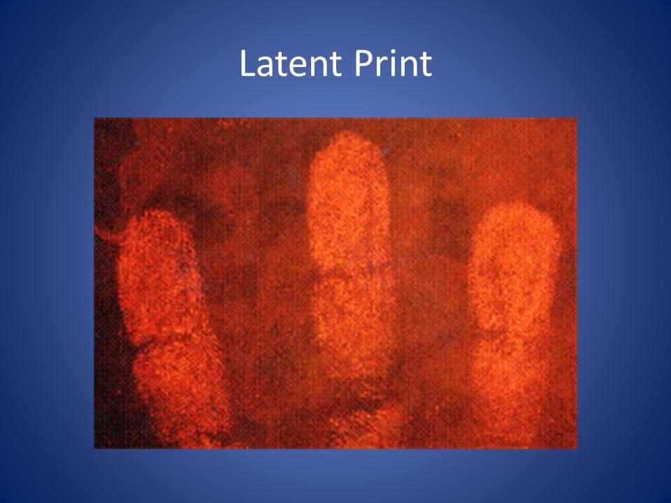 Latent Print