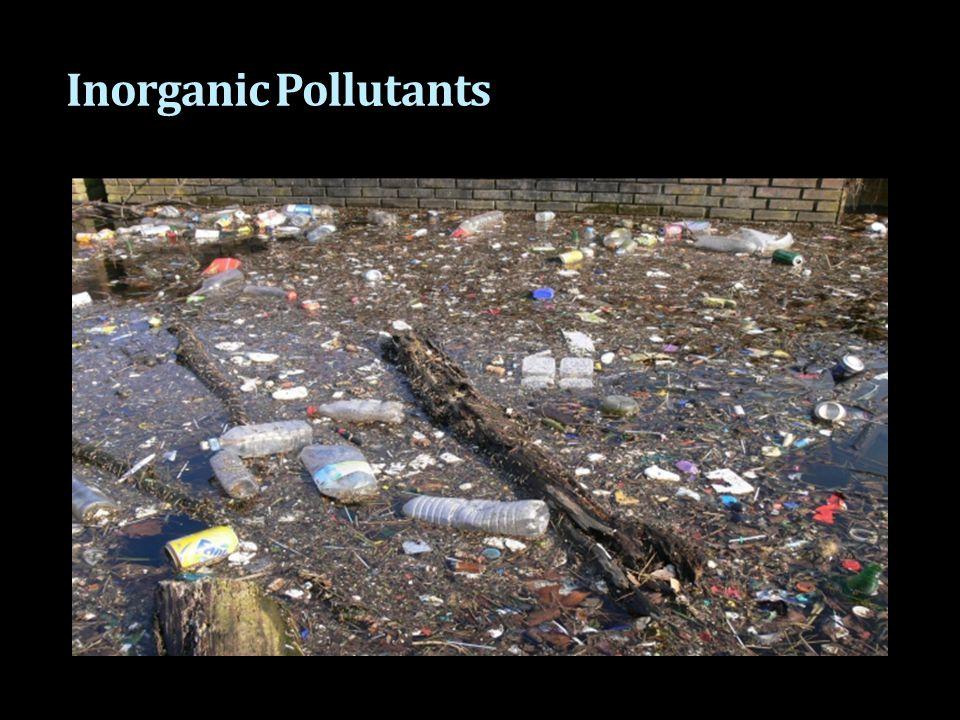 Inorganic Pollutants