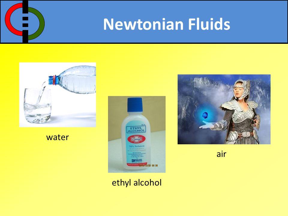 Non-Newtonian Fluids