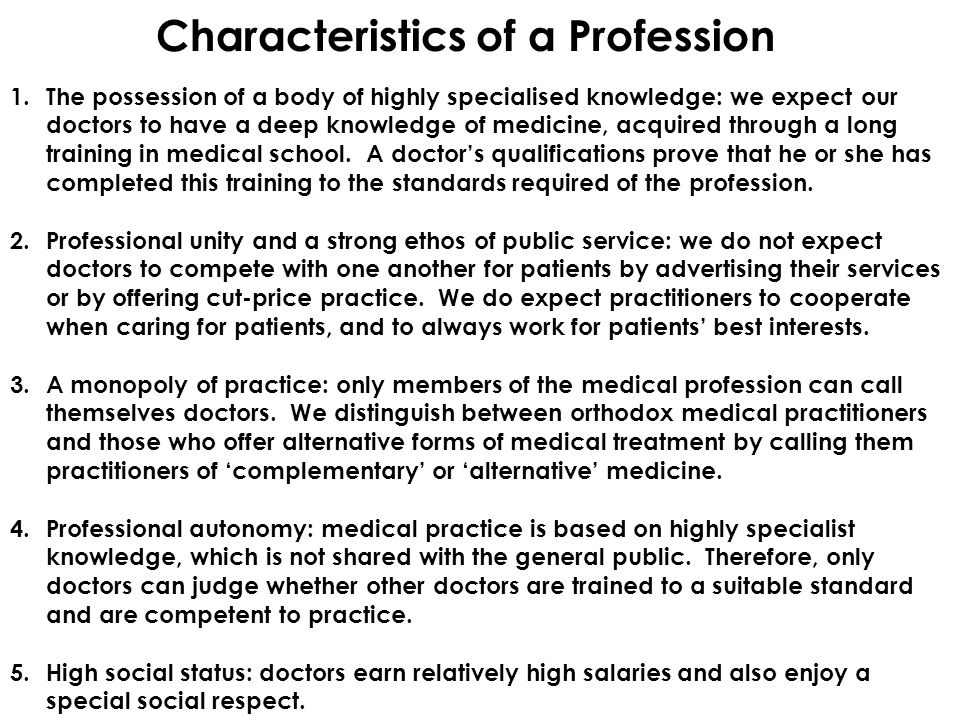 3-Tier Hierarchy of Practitioners: (orthodox, regular) Physicians Surgeons Apothecaries Physicians - University trained Surgeons and Apothecaries- Apprenticeship