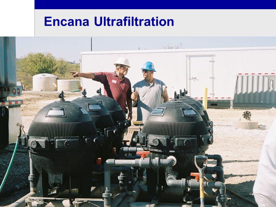 Encana Ultrafiltration