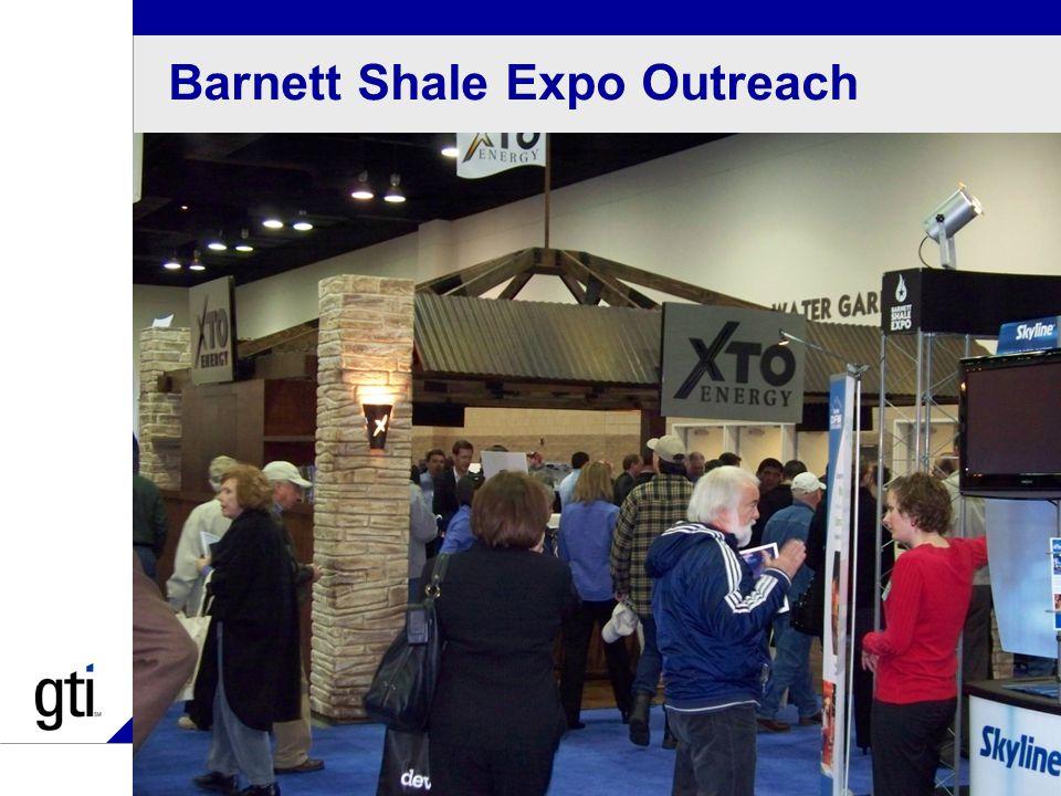 Barnett Shale Expo Outreach 18