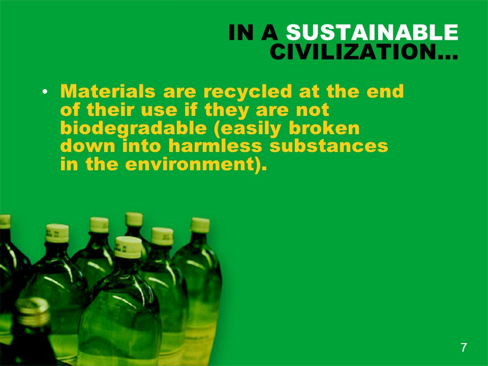 Despite these efforts, large quantities of harmful substances are still being released into the environment.
