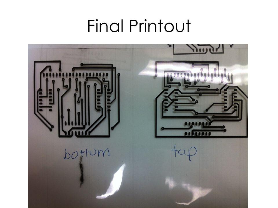 Final Printout